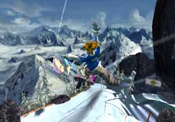 SSX 3 Gamecube Screenshots