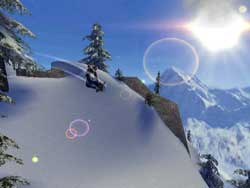 Games - SSX 3 PS2 Screenshots