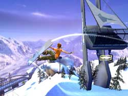 Games - SSX 3 Xbox Screenshots