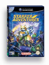 Star Fox Adventures Review On gamecube @ www.contactmusic.com