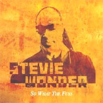 Stevie Wonder - So What's The Fuss - Single Review