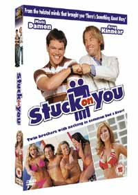Films - Stuck on You - on DVD and Video! - Get ready for the one-of-a-kind