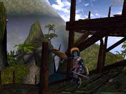 Summoner 2 - sequel to one of the top-selling role-playing adventures on PlayStation 2  @ www.contactmusic.com