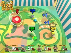 Super Monkey Ball 2 On Gamecube Screenshots @ www.contactmusic.com