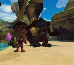 PS2 - Tak and the Power of Juju Review PS2
