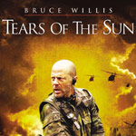 Stripes and Tears of the Sun giveaway!