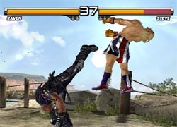 Tekken 5 Review PlayStation 2 - Screenshots