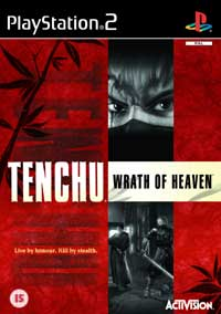 Tenchu - Wrath Of Heaven Reviewed on PS2 @ www.contactmusic.com