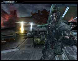 Terminator 3: The Redemption - Xbox Screenshots