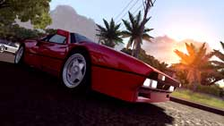 Test Drive Unlimited - Review Xbox 360 - Atari