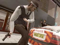 The Getaway On PS2 Screenshots @ www.contactmusic.com