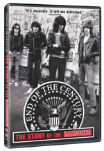 The Ramones - End of the Century - DVD