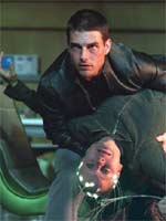 Minority Report ,exclusive video footage of a think tank chaired by Channel 4 newsreader Jon Snow. @ www.contactmusic.com