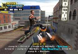 Tony Hawk's Underground 2 - PS2 Sceenshots