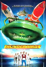Thunderbirds - Frakes, Paxton and Kingsley Interview - Clips of the Thunderbirds in Action