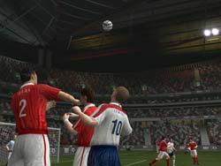This Is Football 2005 - PS2 Screenshots