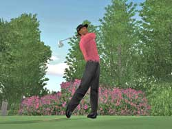 Tiger Woods PGA TOUR 07 - Screenshots PS2 - EA Sports