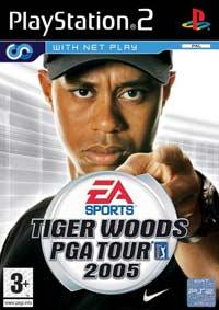 Tiger Woods PGA Tour 2005 – PS2 Review