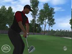 Tiger Woods: PGA Tour 2006 - PS2 Screenshots