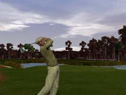 Tiger Woods 2005 - Screenshots