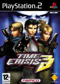 Games - Time Crisis 3 Review PS2.