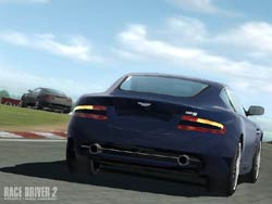 Xbox - TOCA Race Driver 2 on Xbox