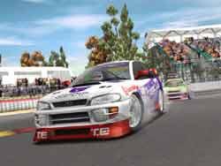 TOCA Race Driver On PS2 @ www.contactmusic.com