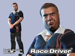 TOCA Race Driver On PS2 @ www.contactmusic.com