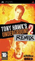 Tony Hawk's Underground 2 Remix - PSP Preview