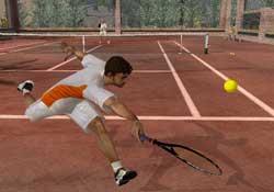 Top Spin - PS2 Screenshots
