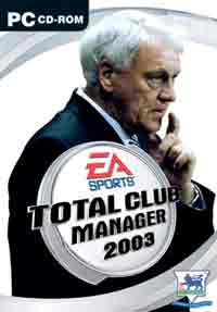 Total Club Manager 2003 Review @ www.contactmusic.com