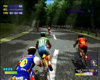 Le Tour De France On PS2 Reviewed @ www.contactmusic.com