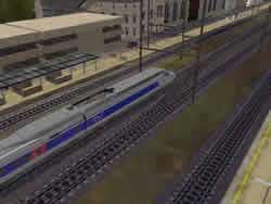 TGV Train Sim Pack On PC Available @ www.contactmusic.com