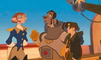 New Movie Treasure Planet. Watch the trailer @ www.contactmusic.com