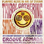 Tribal Gathering 16th July 2005. Tickets - Line Up