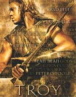 Troy - Brad Pitt in Greek Epic - Trailer Video Streams