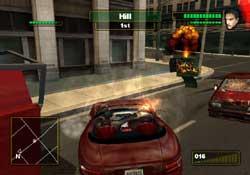 True Crime™: Streets of L.A.™ PS 2 Screenshots @ www.contactmusic.com
