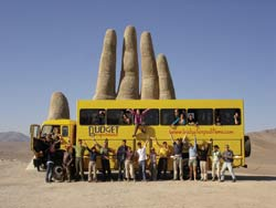 Budget Expeditions: worldwide tours for 18-35's on a budget
