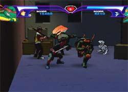 Teenage Mutant Ninja Turtles Screen Shots