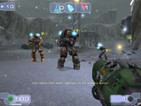 Unreal Tournament 2003 Review PC @ www.contactmusic.com