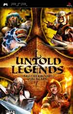 Untold Legends: Brotherhood Of The Blade - PSP preview