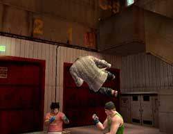 Urban Reign - Review PS2 - Sony Computer Entertainment
