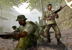 VIETCONG: PURPLE HAZE - PS2 Screenshots