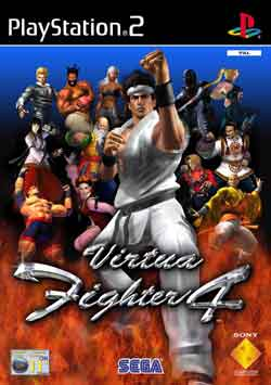 Virtua Fighter 4 Playstation®2 version @ www.contactmusic.com