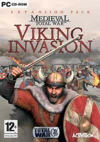 Medieval Total War: Viking Invasion Expansion Pack Reviewed on PC  @ www.contactmusic.com