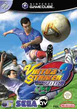 VIRTUA STRIKER 2002 On Gamecube @ www.contactmusic.com