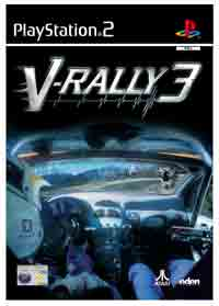 V-Rally 3: Reviewed On PS2 @ www.contactmusic.com