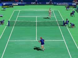 Virtua Tennis 2 Review on PS2 @ www.contactmusic.com