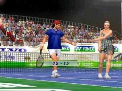 Virtua Tennis 2 Review  @ www.contactmusic.com