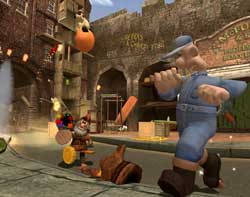Wallace and Gromit PS2